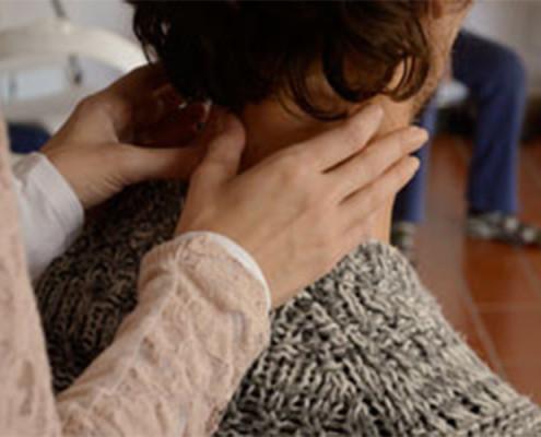 Massaggio cranio sacrale